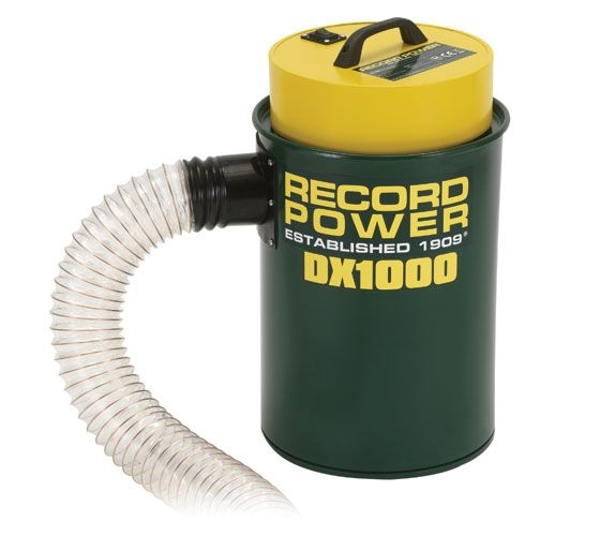 Picture of Record Power DX1000 Fine Filter 45 Litre Extractor - HPLV