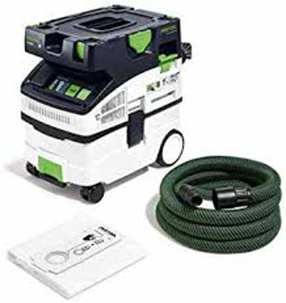 Picture of FESTOOL CTL MIDI I GB Cleantec Mobile Dust Extractor 110V